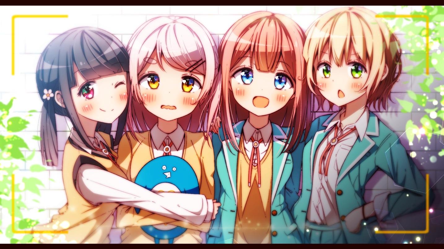 bokkun_(koukii) group hug original
