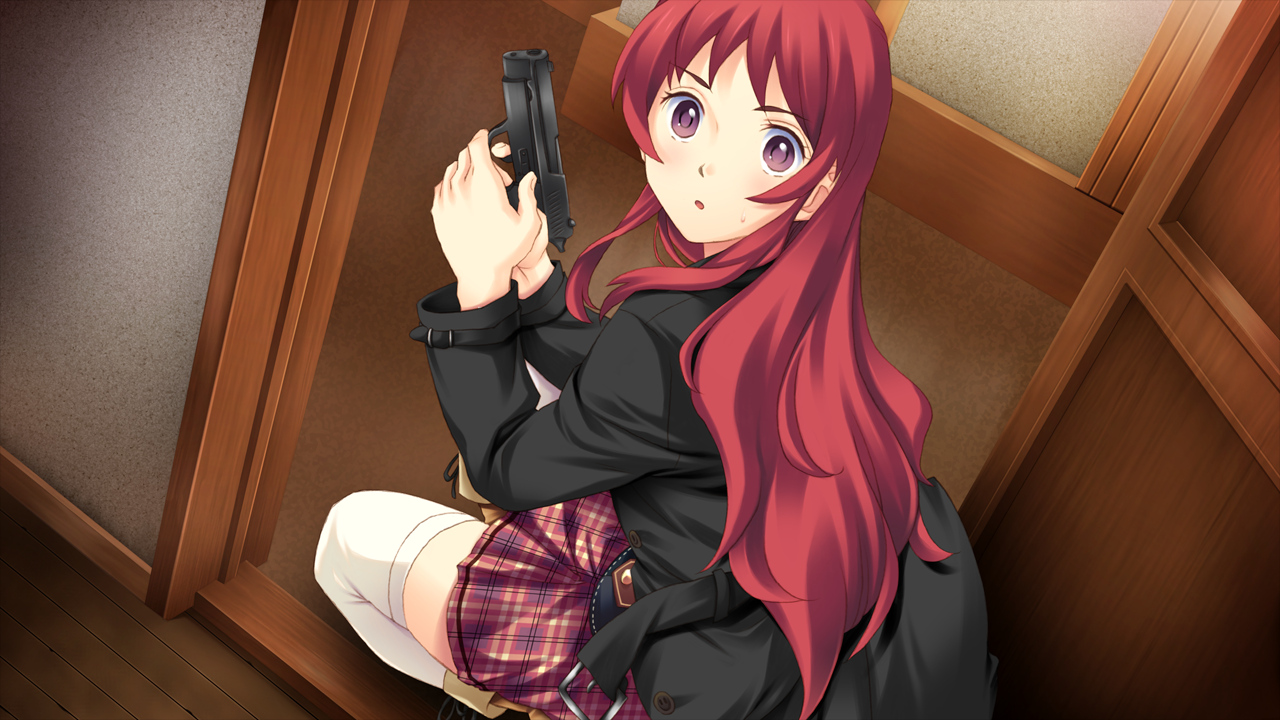 asahina_yasura game_cg tsubasa_wo_kudasai