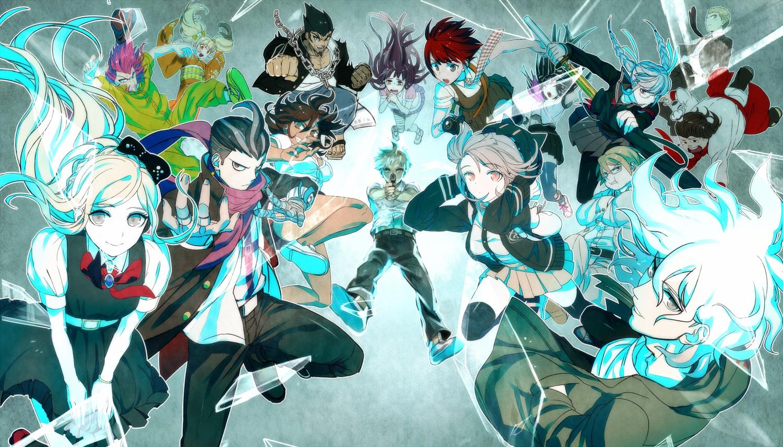 Super Dangan Ronpa 2 Danganronpa, Anime, Super danganronpa