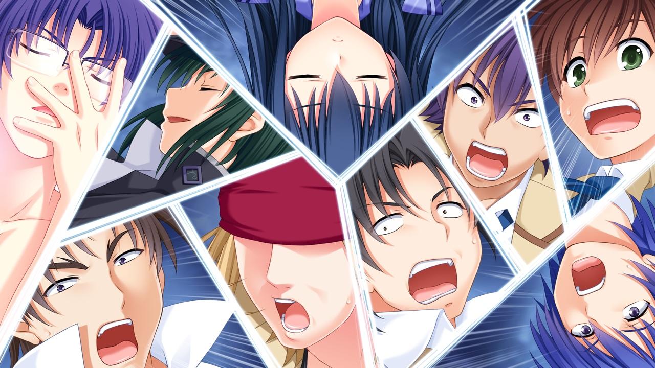 all_male angel_beats! close fujimaki game_cg hinata_hideki key male matsushita na-ga naoi_ayato noda ooyama shiina takamatsu tk