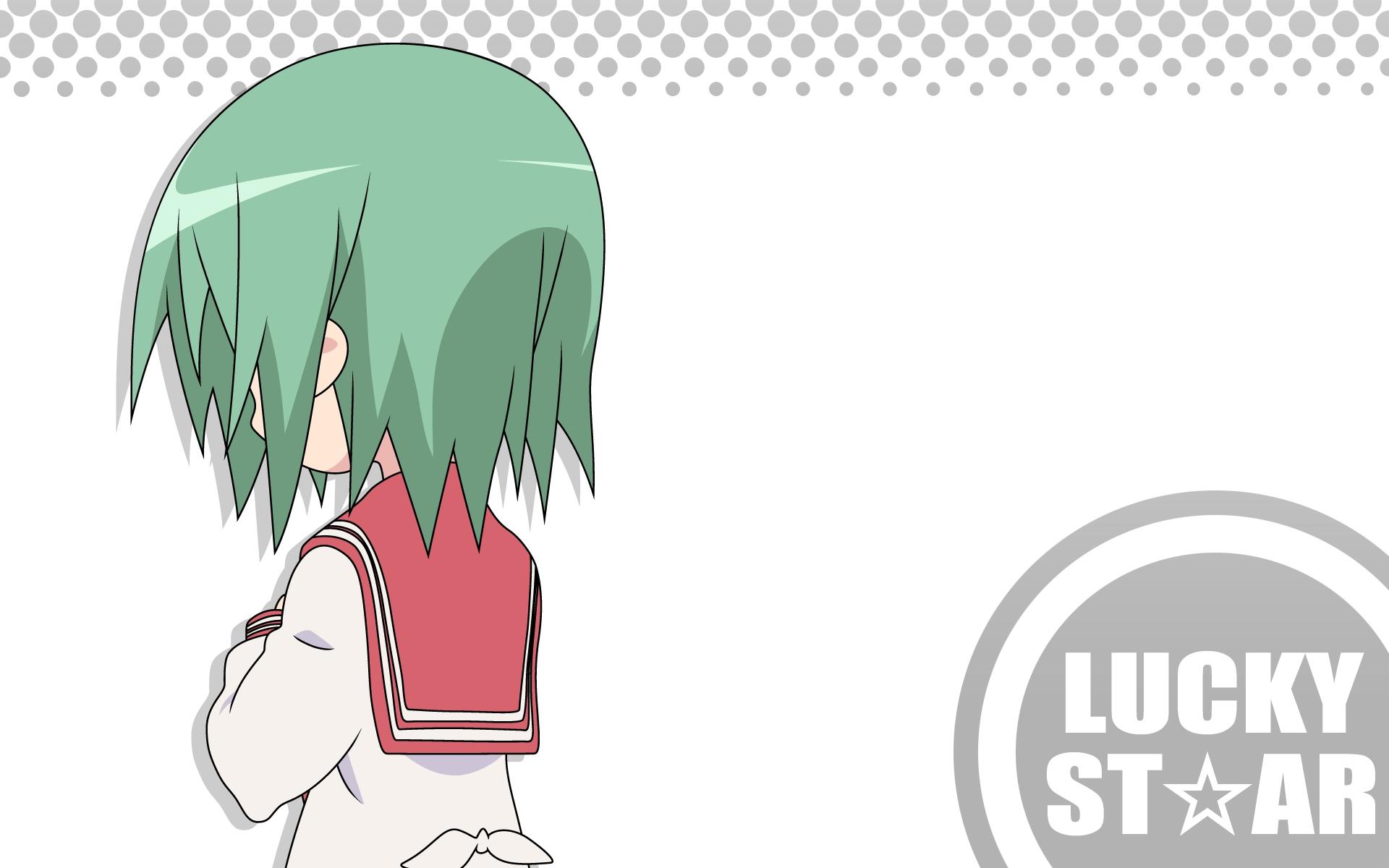 iwasaki_minami lucky_star school_uniform white