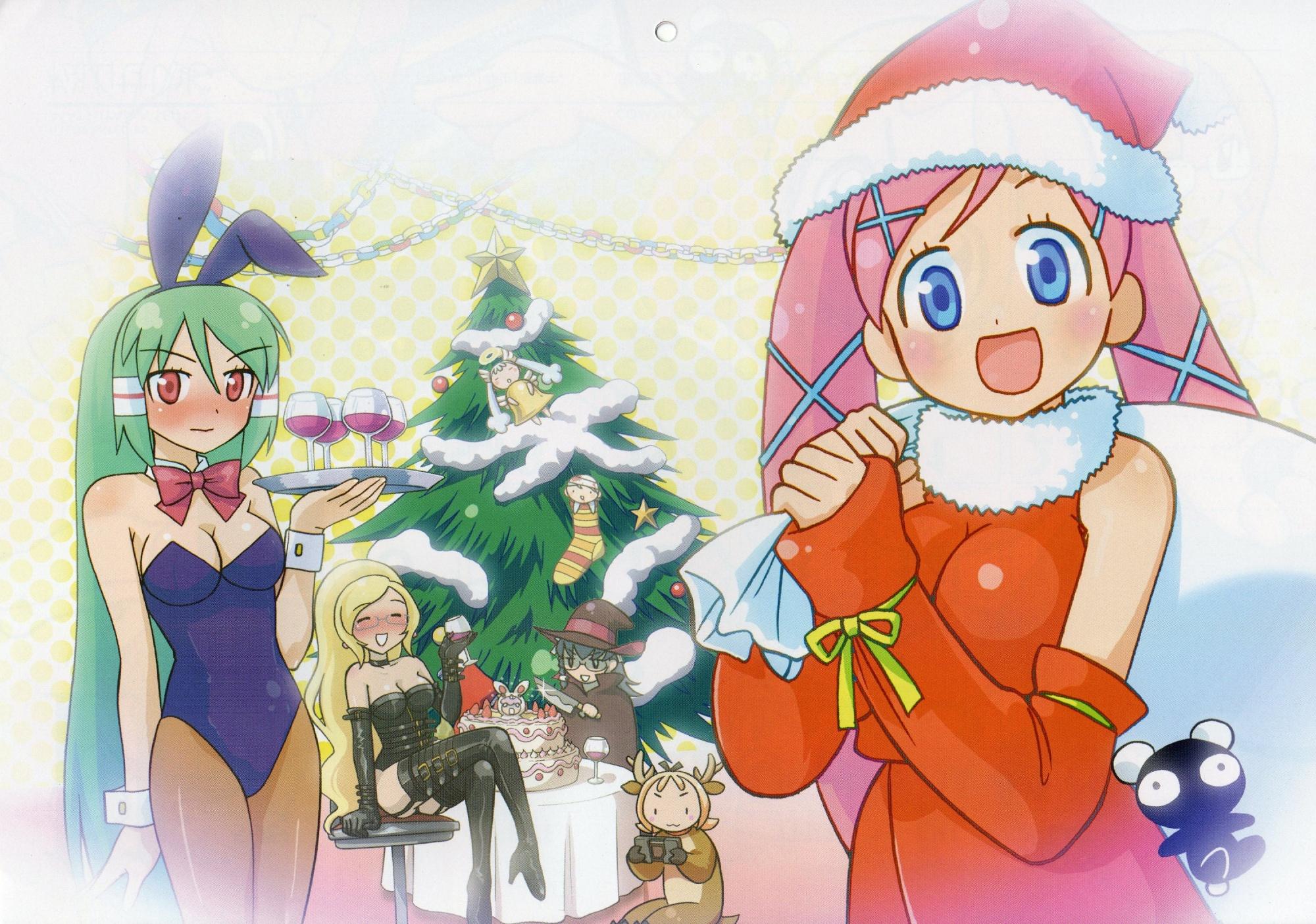 christmas doki_doki_majo_shinpan