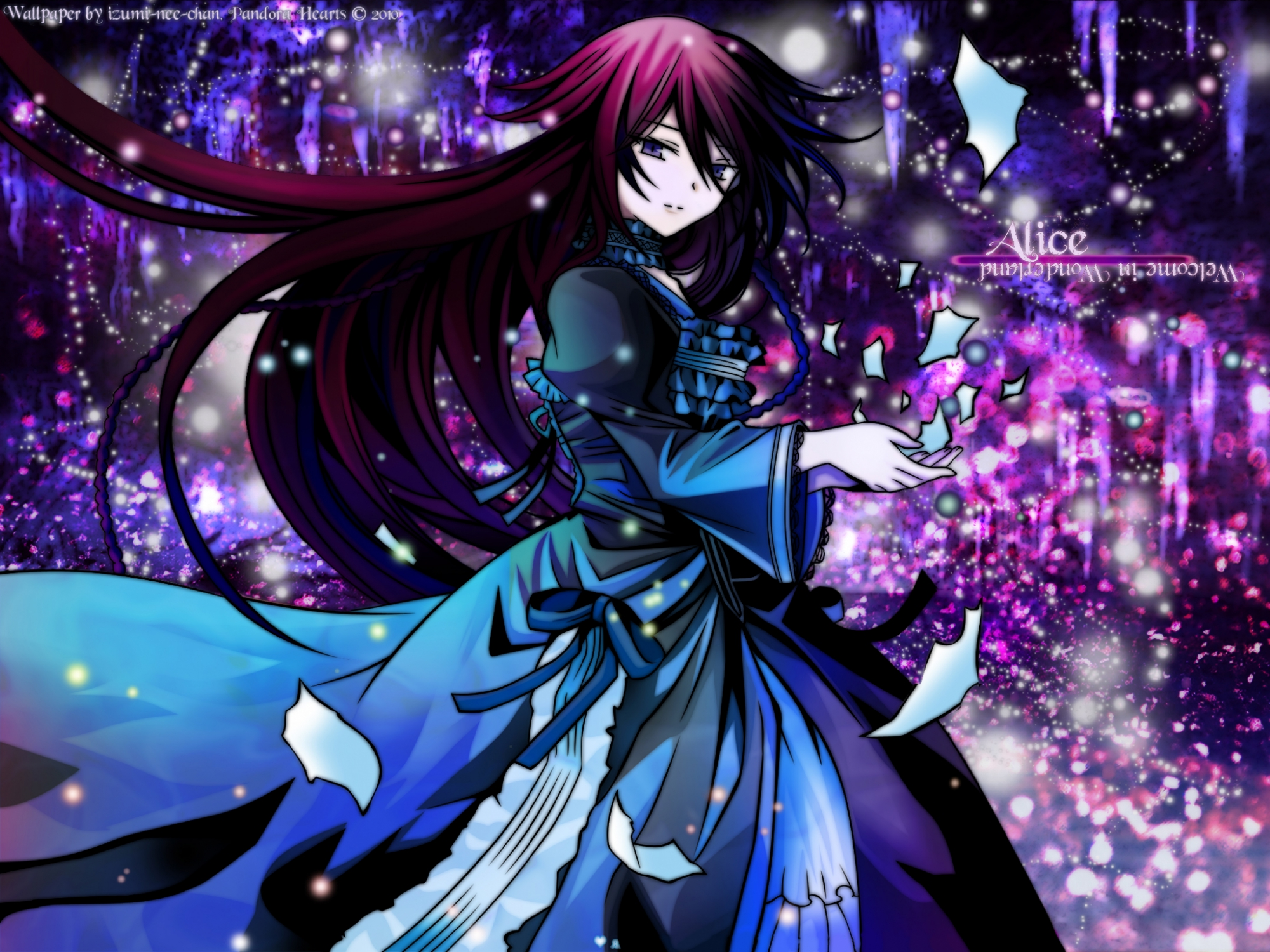 alice_(pandora_hearts) dress goth-loli lolita_fashion long_hair pandora_hearts
