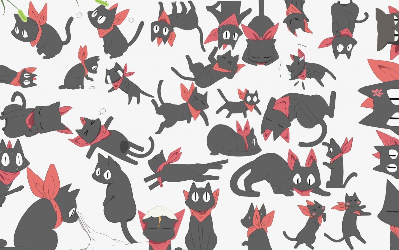 animal cat nichijou sakamoto_(nichijou)
