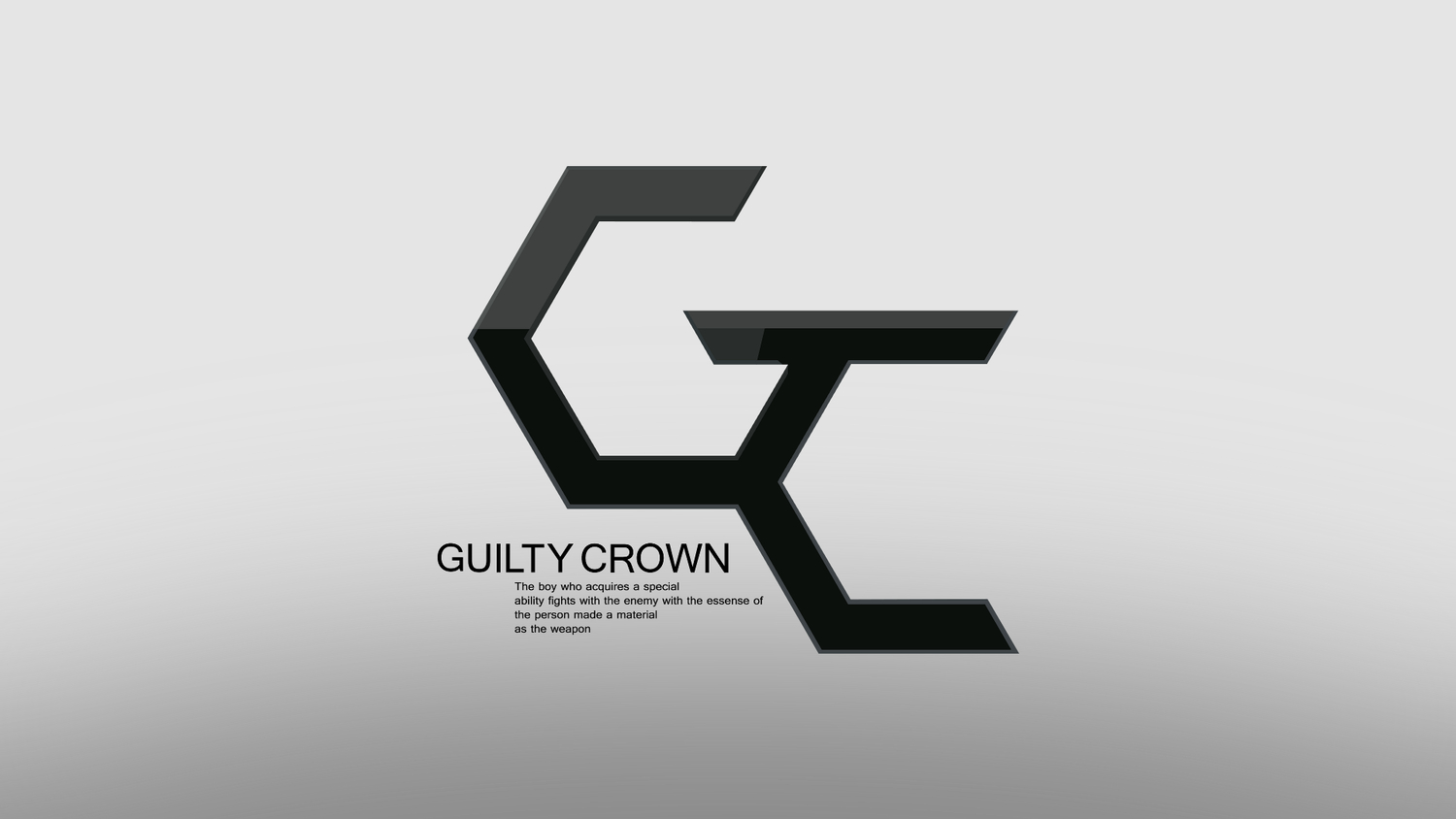 gray guilty_crown logo