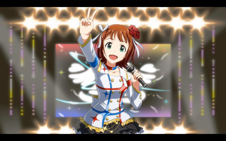 amami_haruka idolmaster kouchou_(artist)