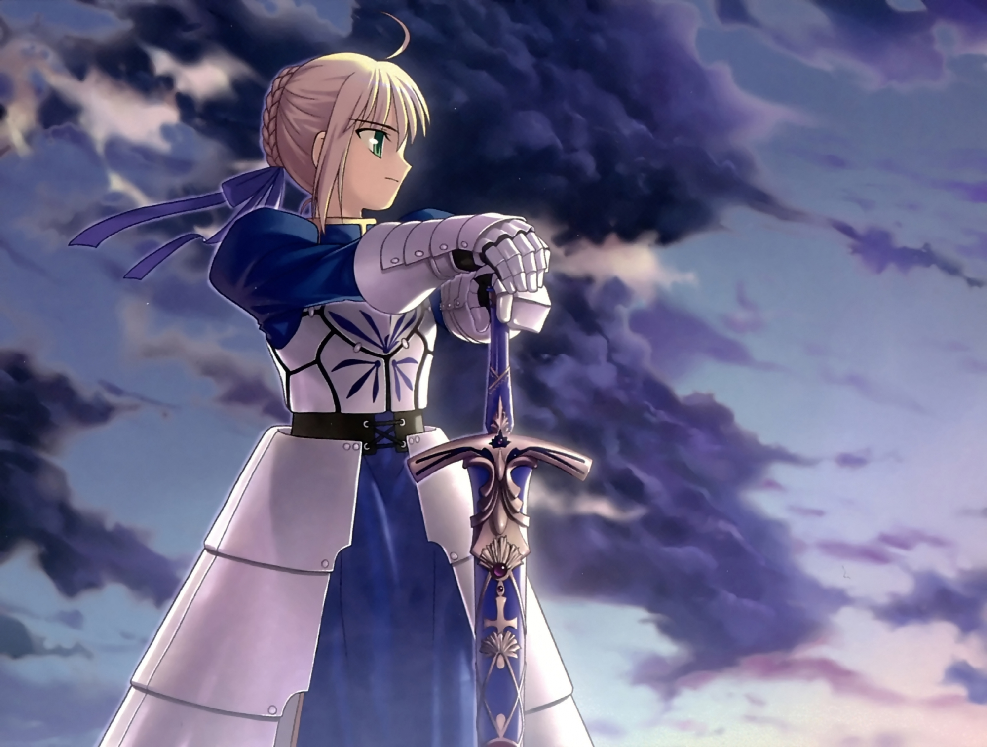 fate/stay_night saber