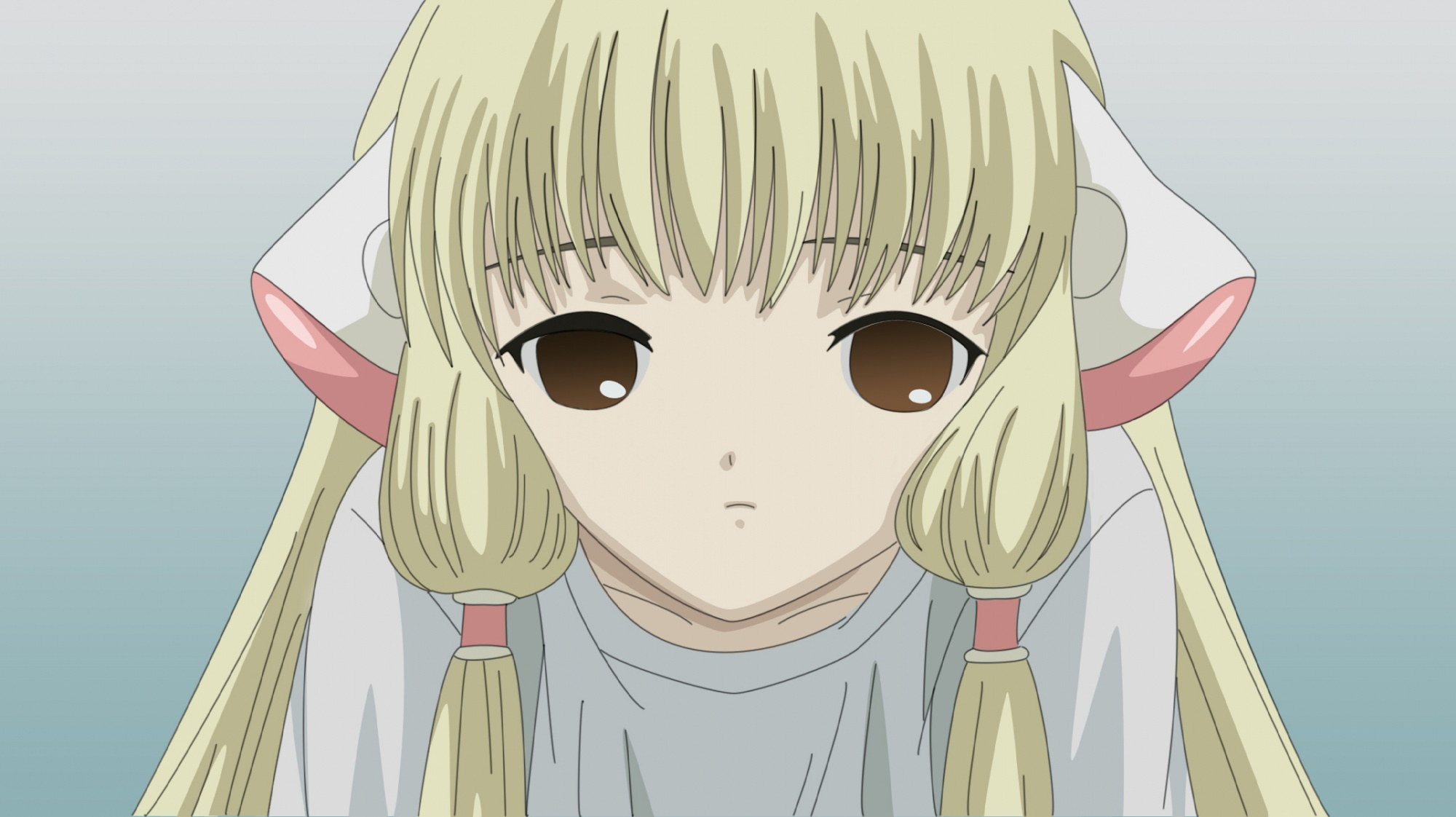 chii chobits vector