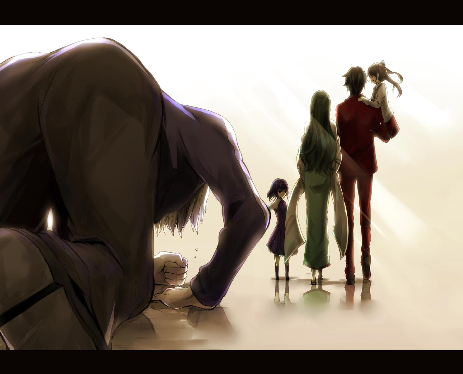 fate_(series) fate/stay_night fate/zero matou_kariya matou_sakura supika_(piyuki0911) tohsaka_aoi tohsaka_rin tohsaka_tokiomi