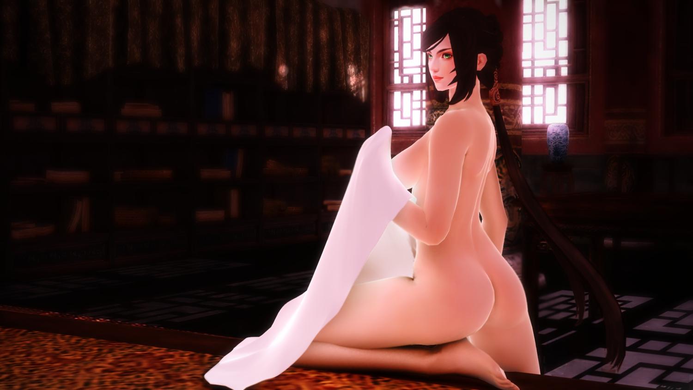 Dynasty warriors 3d nude sex clips