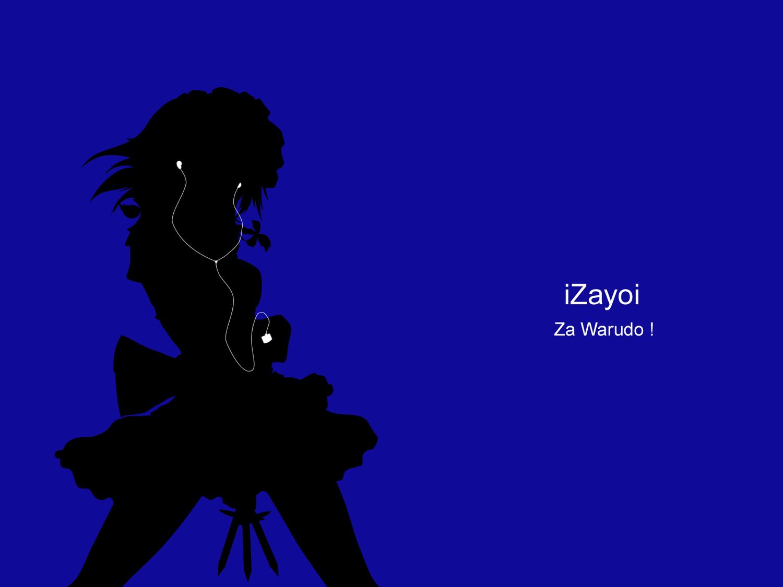 ipod izayoi_sakuya maid parody silhouette touhou