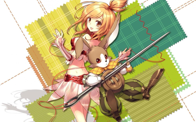 an2a animal jpeg_artifacts rabbit skirt tagme
