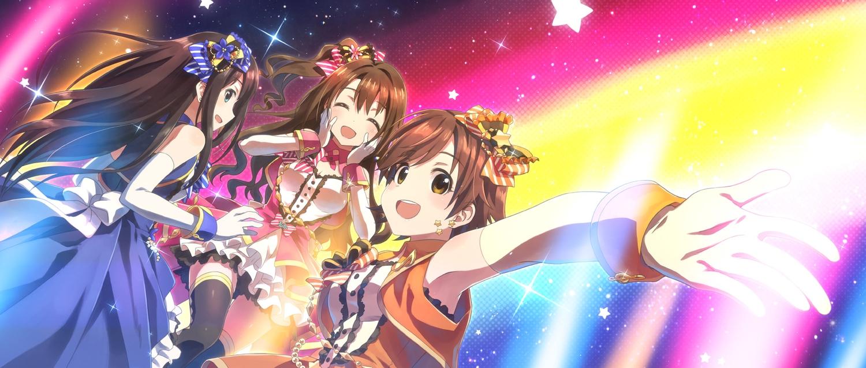 honda_mio idolmaster idolmaster_cinderella_girls shibuya_rin shimamura_uzuki yuuki_tatsuya