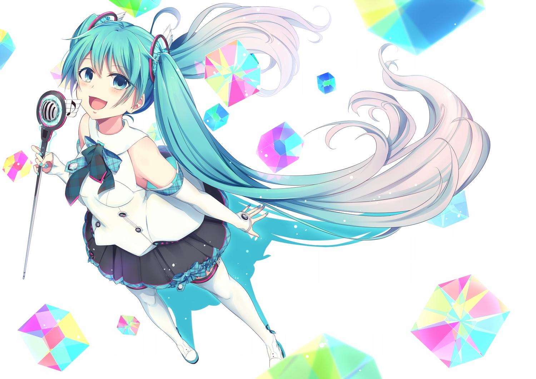 hatsune_miku hinata_(uzukitten) magical_mirai_(vocaloid) vocaloid