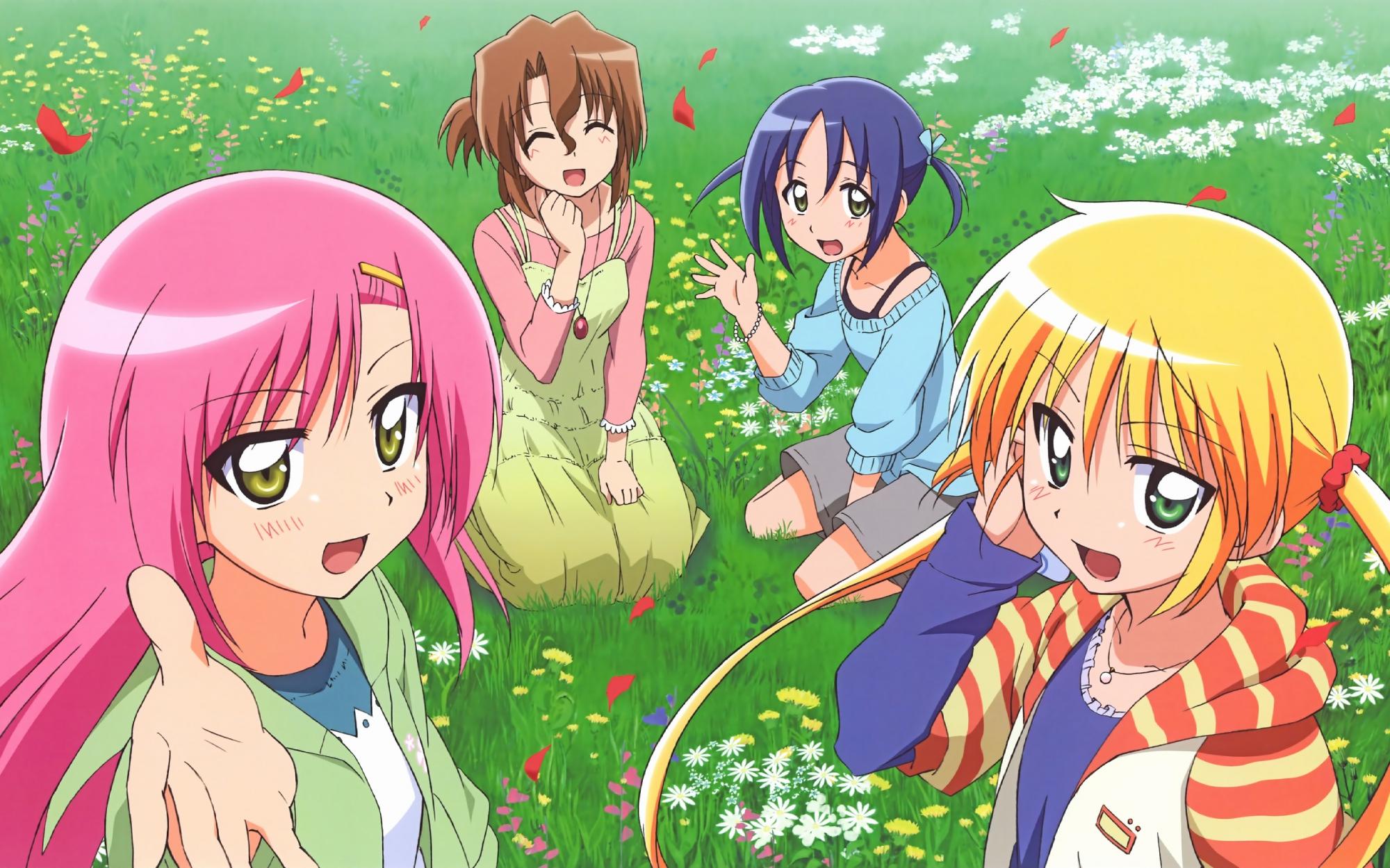 hayate_no_gotoku katsura_hinagiku maria_(hayate_no_gotoku) nishizawa_ayumu sanzenin_nagi