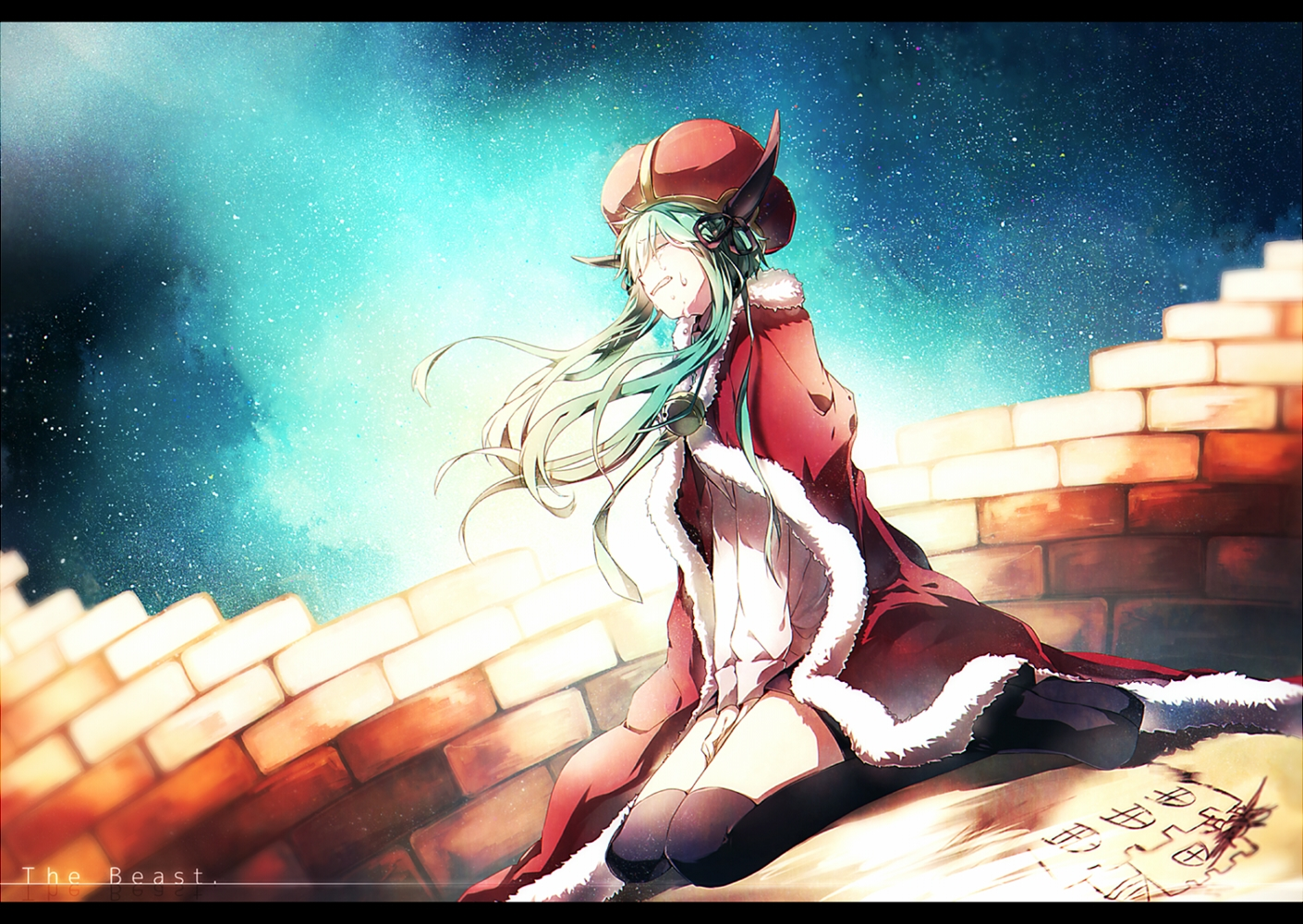 akatonbo aka_tonbo_(lovetow) crying hatsune_miku tears vocaloid