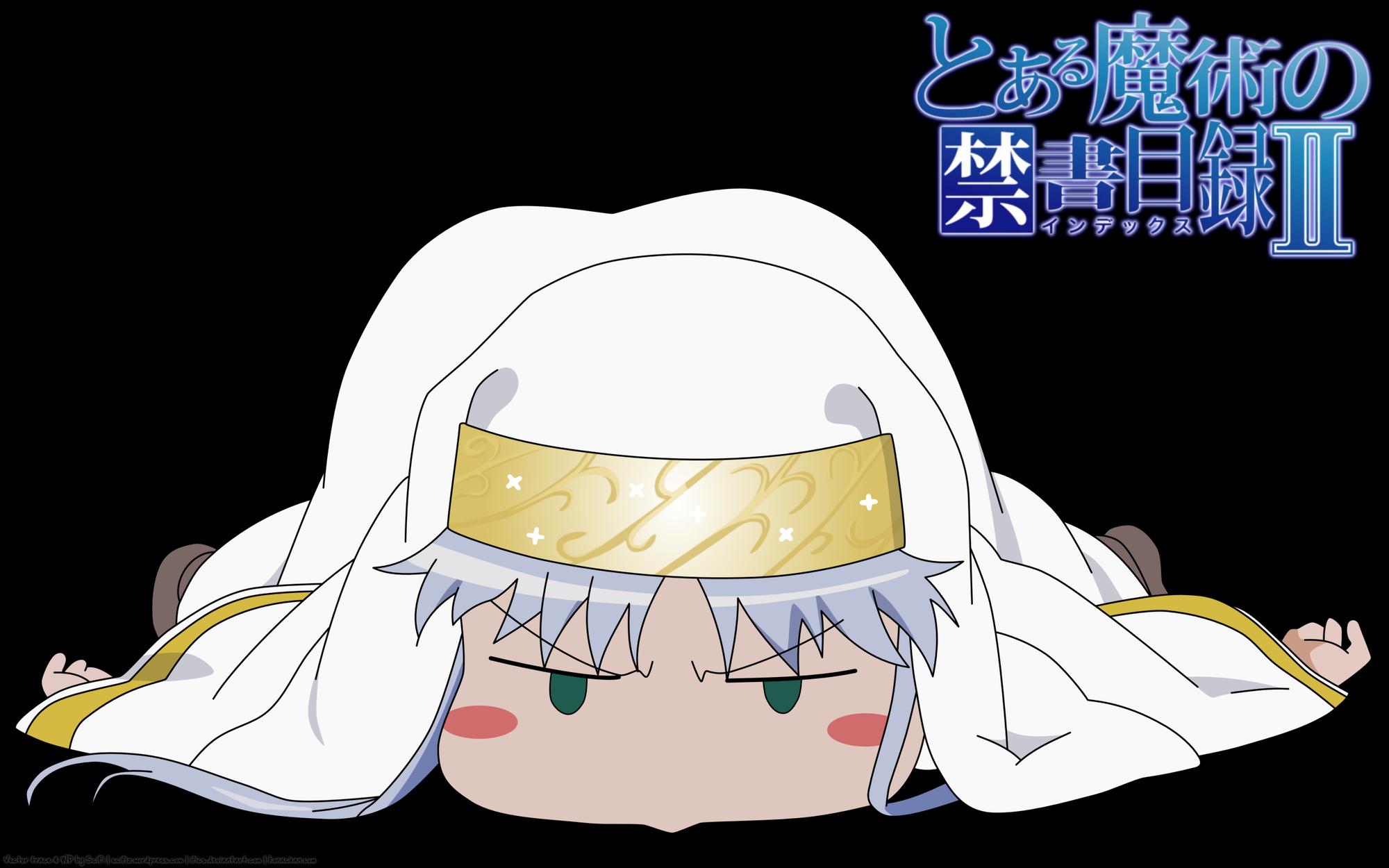 blush close gray_hair green_eyes hat index long_hair nun to_aru_majutsu_no_index transparent vector watermark