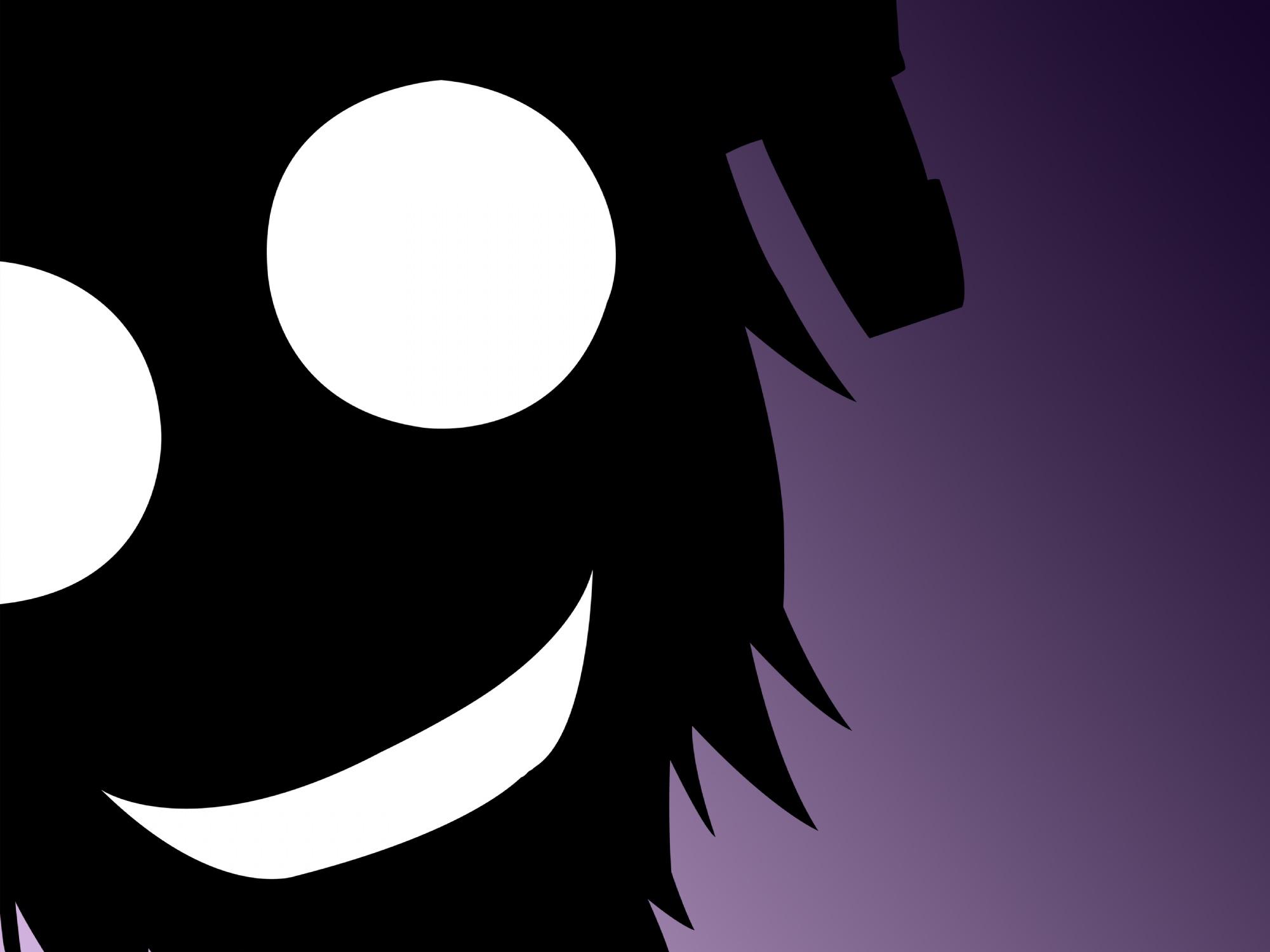 franken_stein silhouette soul_eater vector