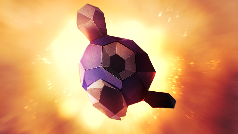 close higa-tsubasa nobody pokemon polychromatic roggenrola