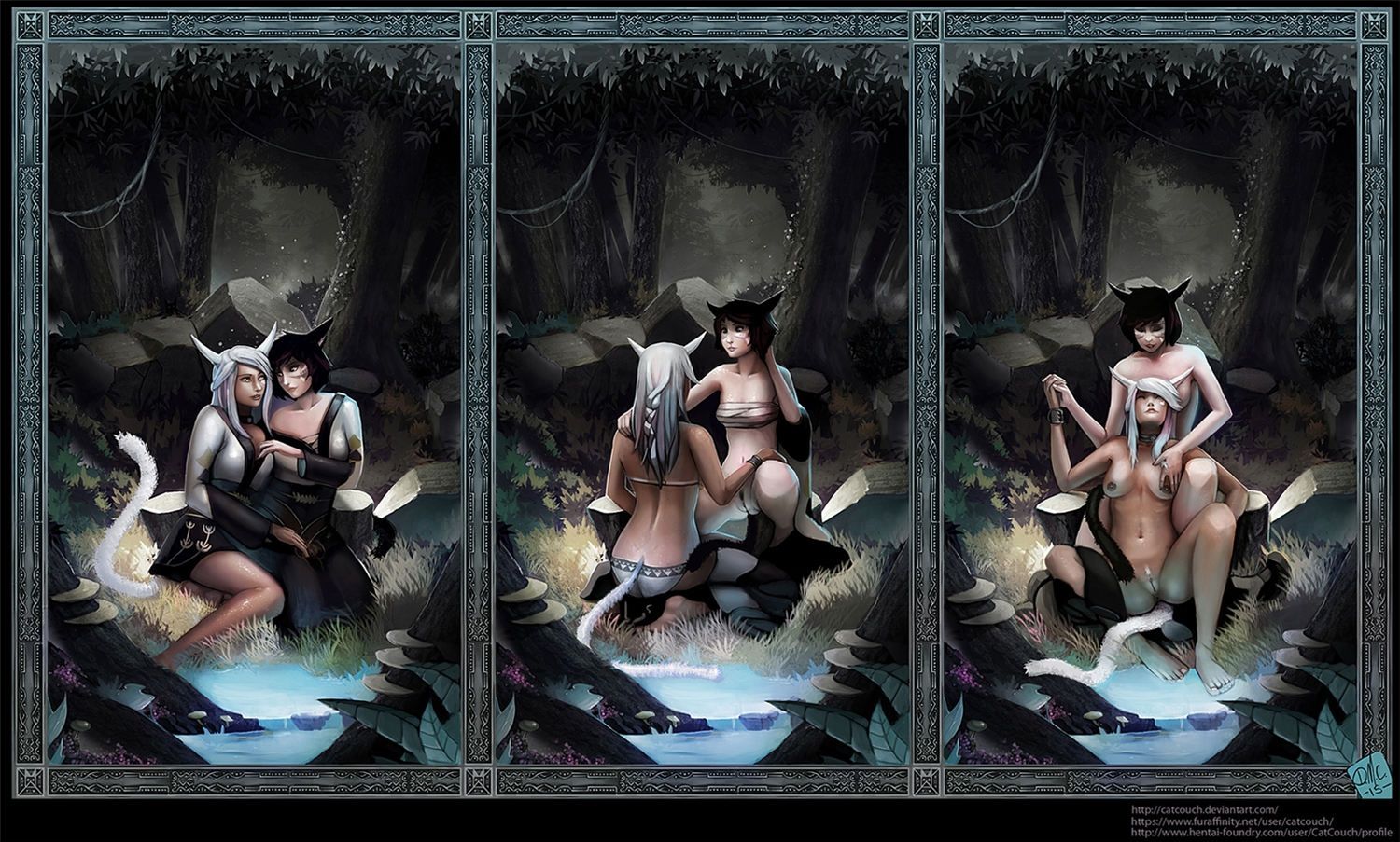 Naked skin mod for ffxiv exposed picture