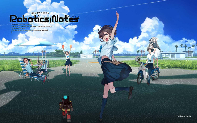 airi_(robotics;notes) daitoku_junna hidaka_subaru jpeg_artifacts koujiro_frau robotics;notes senomiya_akiho tagme yashio_kaito