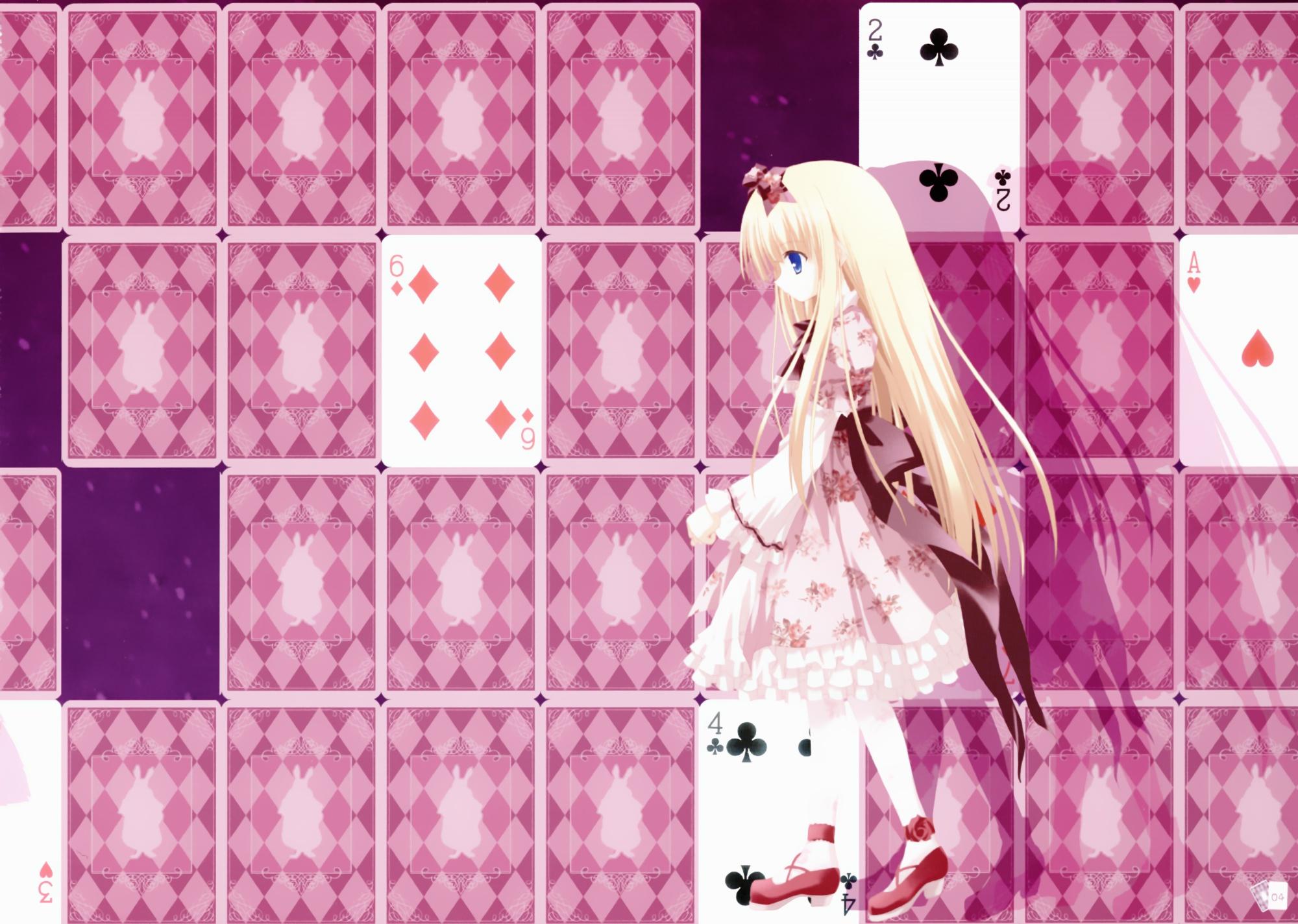 alice_(wonderland) alice_in_wonderland lolita_fashion tinkle