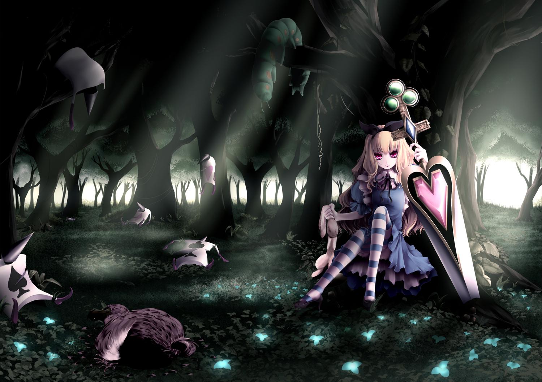 Alice In Wonderland Alice Wonderland Konachan Com Konachan