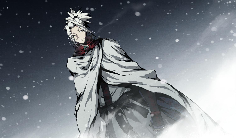 cape g_yuusuke game_cg kajiri_kamui_kagura kyougetsu_keishirou snow