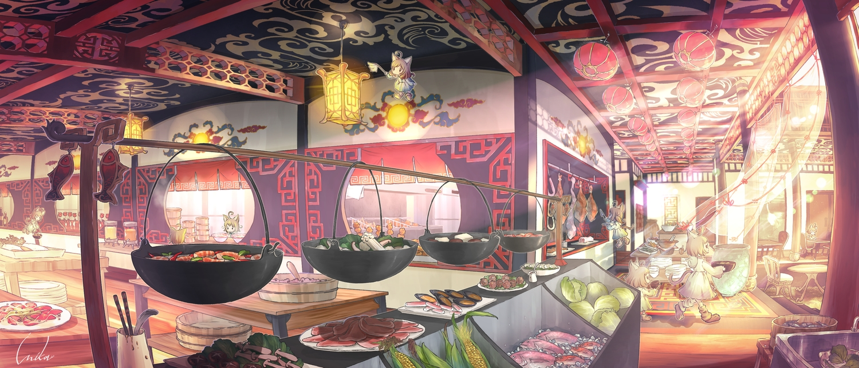 animal_ears fairy food inika original signed tail