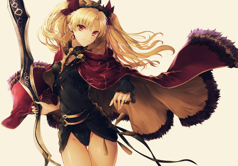 ereshkigal_(fate/grand_order) fate/grand_order fate_(series) yuririensu