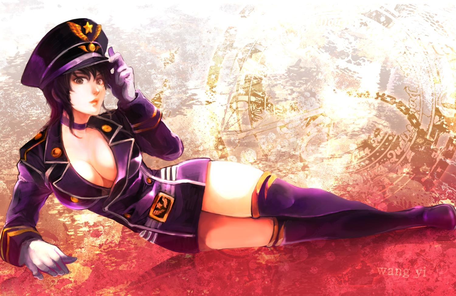 Dynasty warriors erotic nude galleries